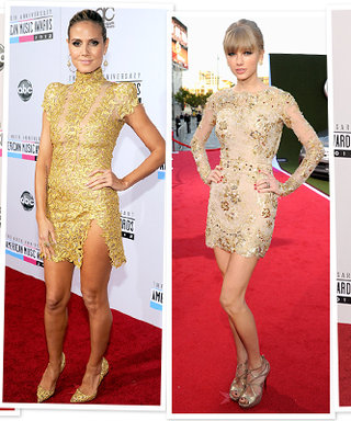 American Music Awards 2012 Fashion: See the Photos!