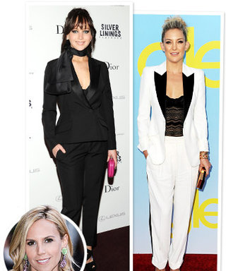 """Tory Burch's Favorite Holiday Outfit: """"A Tuxedo Is Perfect"""""""