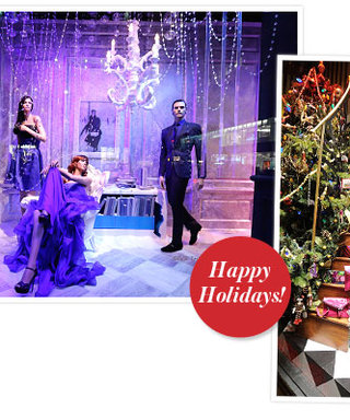 Holiday Windows 2012: Saks Fifth Avenue, Henri Bendel, and More!