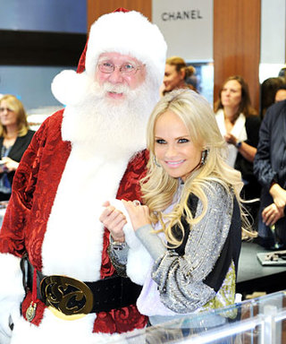 "Kristin Chenoweth on Black Friday Shopping: ""I Went to Target at Midnight"""