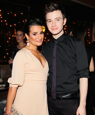 "Glee's Chris Colfer on Holiday Shopping: ""I Never Remember to Get Gifts for the Cast"""