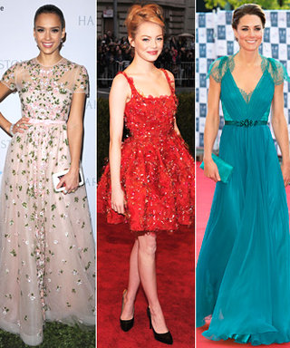 Best of 2012: The Prettiest Dresses of the Year