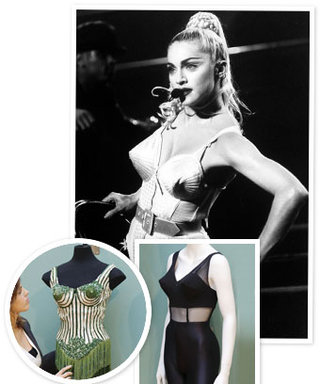 Madonna's Cone Bras Sell for Almost $80,000 at Auction