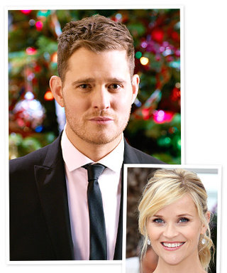 Michael Bublé and Reese Witherspoon to Record Duet