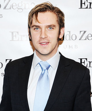 Downton Abbey Star Dan Stevens's Holiday Gift Pick: A Man Bag