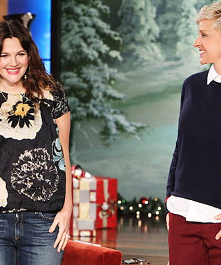 Drew Barrymore Reveals the Origin of Daughter Olive's Name