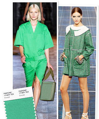 Pantone's 2013 Color of the Year: Emerald!