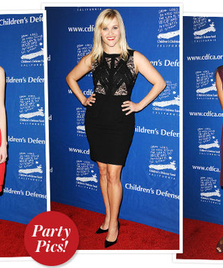 Stars Beat The Odds at the Children's Defense Fund Awards Gala!