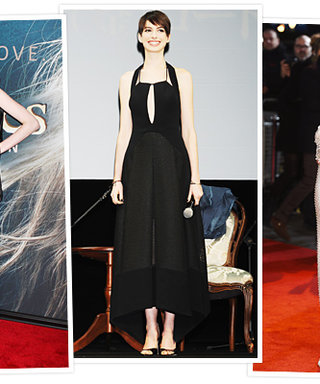 Anne Hathaway's Les Mis Premiere Style: Which Look Is Your Favorite?