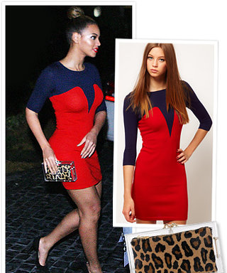 Found It! Beyoncé's Red Art Basel Party Dress