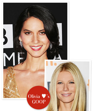 "Olivia Munn on Holiday Shopping: ""I Love Goop!"""