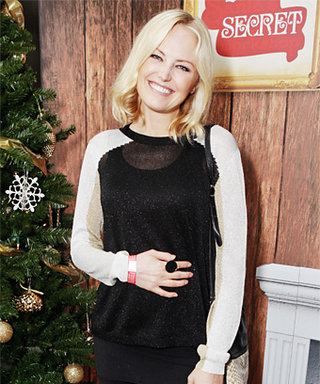 "Malin Akerman's Holiday Shopping List: ""It's All Baby All The Time!"""
