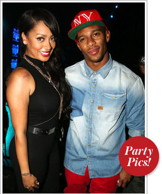 Victor Cruz and La La Anthony Rock Out, And More Celebrity Parties!
