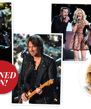 Jennifer Nettles Hosts the CMA Country Christmas Special Tonight