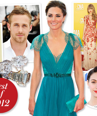 InStyle's Best of 2012 Lists: Dresses, Makeovers, Men, and More!