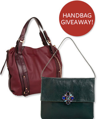 Last Day: Enter for a Chance to Win Up to Two Handbags!
