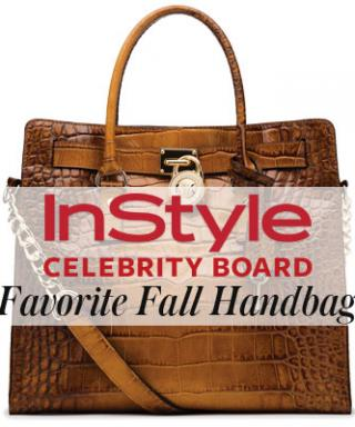 Celebrity Pinterest Board - Favorite Fall Handbag