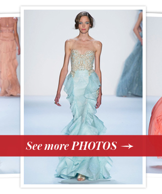 Runway Looks We Love: Badgley Mischka