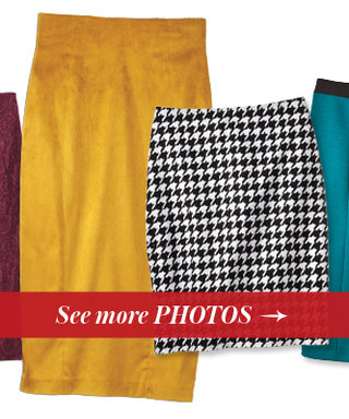15 Perfect Pencil Skirts for Fall