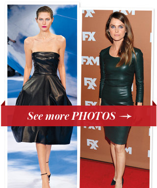 You Can Do: Ladylike Leather