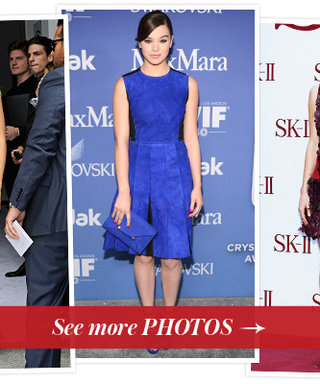 One-Color Wows! Our 7 Favorite Monochromatic Looks of the Year
