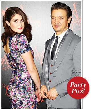 Jeremy Renner and Gemma Arterton Premiere Hansel and Gretel, Plus More Parties!