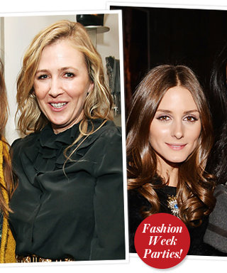 Inside Fashion Week Parties: Olivia Palermo, Rachel Roy, and More!