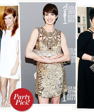 This Week's Parties: The Costume Designers Guild Awards, and More!