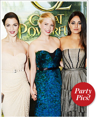 Parties: The Oz Girls Take the Yellow Brick Road to London, and More!