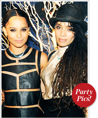 The Week in Parties: Zoe Kravitz and Mom Lisa Bonet Celebrate with Swarovski, and More!