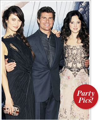 Last Night's Parties: Tom Cruise Premiere Oblivion in Buenos Aires