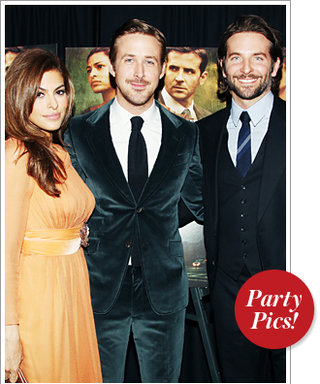Swoon! Ryan Gosling Wears Velvet for The Place Beyond the Pines Premiere, and All the Week's Parties