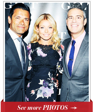 Kelly Ripa and Andy Cohen Prove How Talkative They Really Are, and More!