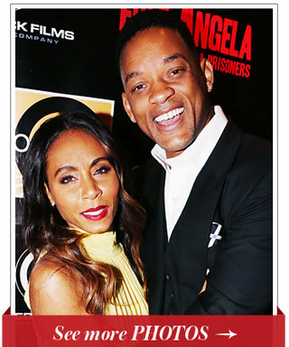 Will and Jada Pinkett Smith Embrace for Equality, and More of Last Night's Parties!
