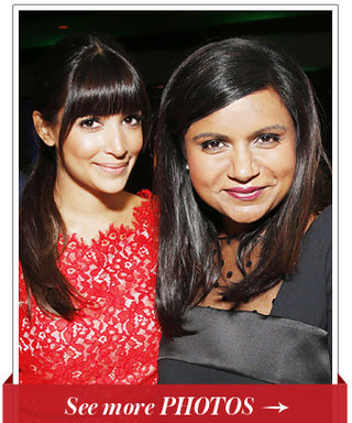 Mindy Kaling and Hannah Simone Get Green, Plus More Parties!