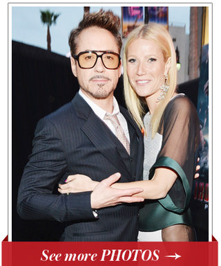Robert Downey Jr. Hangs Out with the World's Most Beautiful Woman, and More Parties!