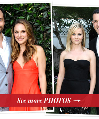 Natalie Portman and Reese Witherspoon Step Out to Support the L.A. Dance Project with Their Husbands