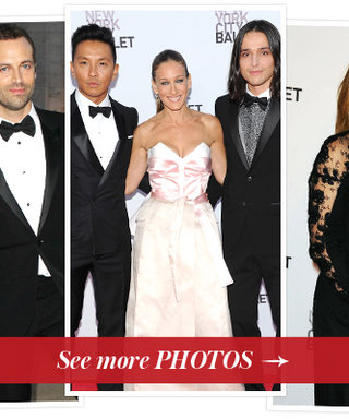 Natalie Portman, Sarah Jessica Parker, Drew Barrymore and More Shine At the New York City Ballet Fall Gala