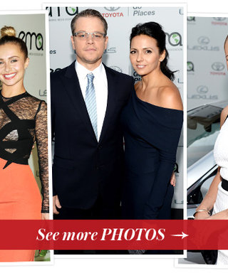 23rd Annual Environmental Media Awards Honor Matt Damon and Hayden Panettiere