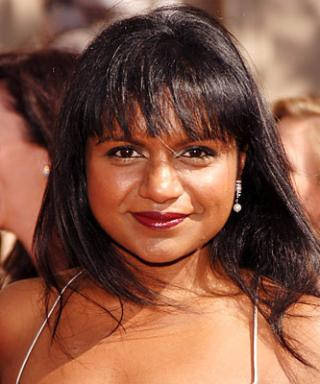 Mindy Kaling's Changing Looks