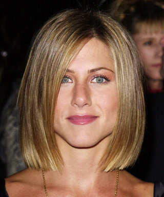 Jennifer Aniston's Changing Looks