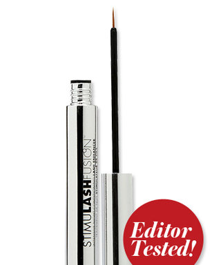 Editor-Tested: Fusion Beauty's Lash Serum Actually Gave Us Fuller Lashes