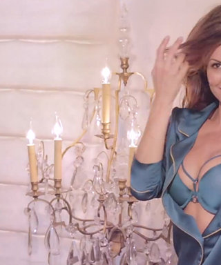 Watch: Brooke Burke Charvet's New Lingerie Designs for intiMINT