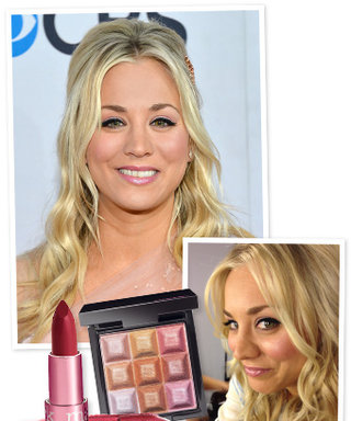 People's Choice Awards 2013: Exclusive Behind-the-Scenes with Host Kaley Cuoco!