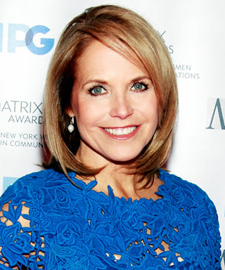 Katie Couric Goes Makeup-Free On Friday's Show!