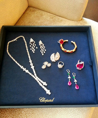Golden Globes 2013: Who Will Be Wearing This Chopard Jewelry?