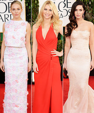 Golden Globes 2013: New Moms Show Off Their Post-Baby Figures