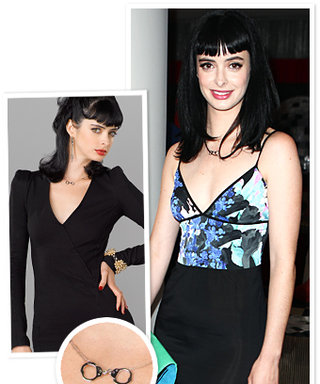 Don't Trust the B Fashion Secret: Krysten Ritter Helps Dress Her Character, Chloe