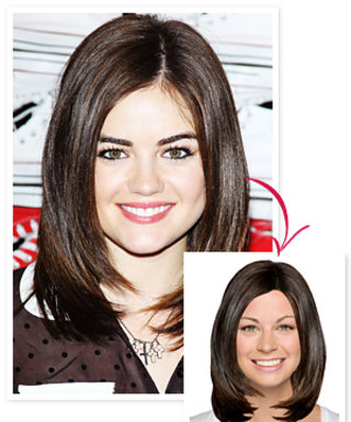 Pretty Little Liars Is On Tonight! Try on Lucy Hale's Hair