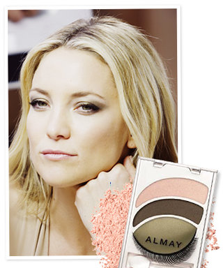 Exclusive! Behind the Scenes at Kate Hudson's Almay Shoot